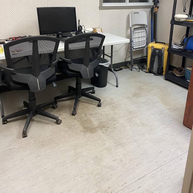 trailer desk After